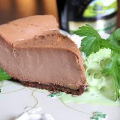 Baileys® Chocolate Cheesecake