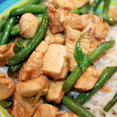 Thai Chicken Stir-Fry - 4 Points