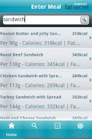 Screenshot of Perfect Diet Plan