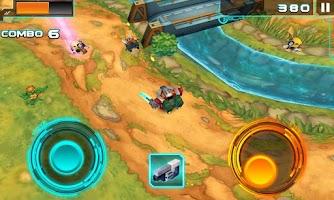 Screenshot of Armorslays 2