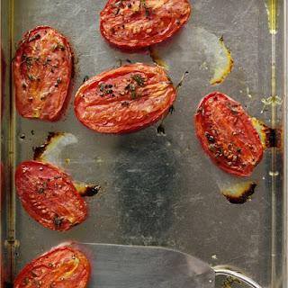 Slow Roasted Tomatoes Martha Stewart Recipes