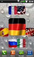 Screenshot of Germany stickers