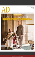 Screenshot of AD Architectural Digest India