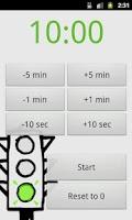 Screenshot of Yata! Yet Another Timer App