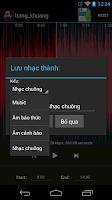 Screenshot of Nhac chuong
