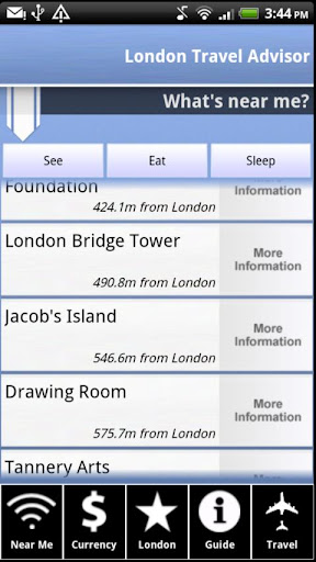 【免費旅遊App】Travel Advisor: London-APP點子