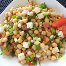 Herbed Chickpea Salad