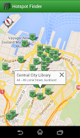Screenshot of Hotspot Finder