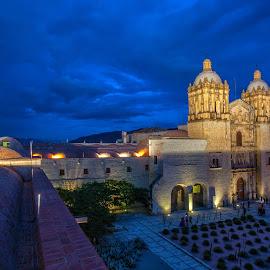 Templo de Santo Domingo, Oaxaca by Gliserio Castañeda G - Buildings & Architecture Public & Historical