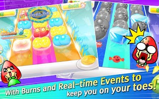 Screenshot of Fruit TokTok