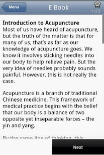 Acupuncture: Ancient Healing - screenshot
