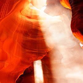 Brimstone by Craig Bill - Nature Up Close Rock & Stone ( slot canyon, arizona, ghost, antelope canyon )