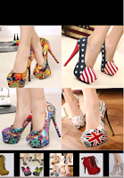 Screenshot of Photos new Womens Shoes 2014