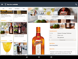 Screenshot of Atelier Cocktail