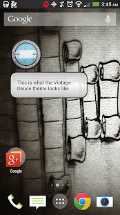 Vintage Deuce - FN Theme - screenshot