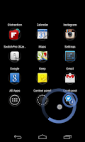 Screenshot of SwipePad - Gesture Launcher