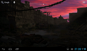 Screenshot of Postapocalypse