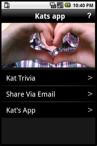 Kat's App