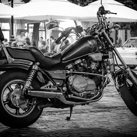 by Adrian Ioan Ciulea - Transportation Motorcycles