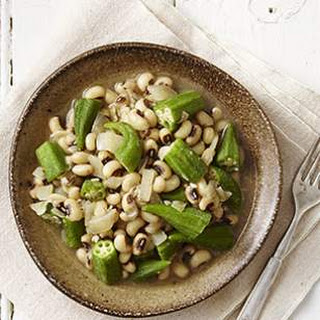 Southern Black Eyed Peas Okra Recipes