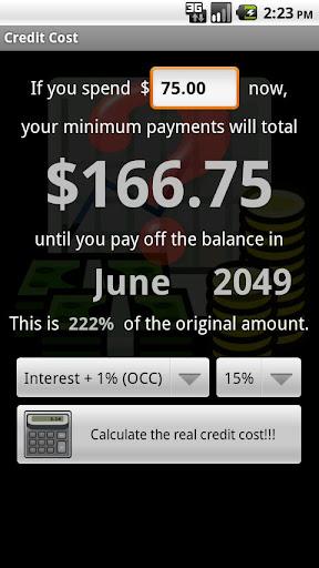Credit Cost