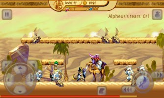 Screenshot of Journey To Egypt