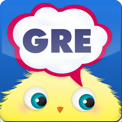 GRE核心词汇 教育 App LOGO-硬是要APP