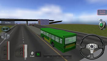 Screenshot of Car Driving 3D Simulator 2