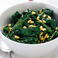 Holiday Spinach