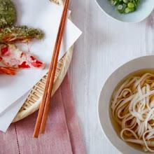 Udon Noodles & Tempura
