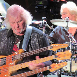 bass player from yes by Jim Byce - People Musicians & Entertainers (  )