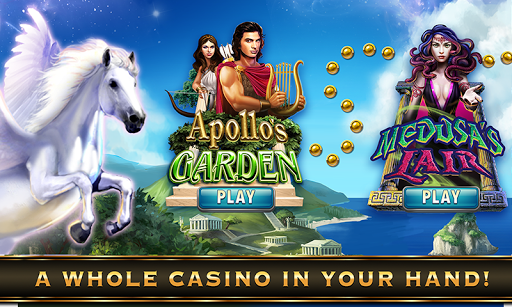 Slots Zeus Riches Casino Slots - screenshot