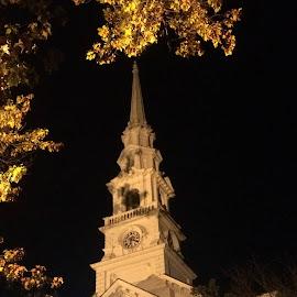 Pumpkin fest by Annie Rancourt - Buildings & Architecture Places of Worship