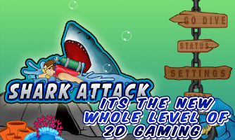Screenshot of Angry Shark Attack