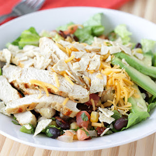 Healthy Chipotle Chicken Bowl