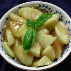 Pan-fried Apples