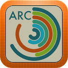 Arc Live Clock Wallpaper icon