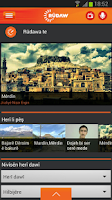 Screenshot of Rudaw