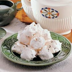 Surprise Meringues