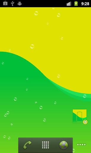 水の波Pro版ライブ壁紙 Water Wave