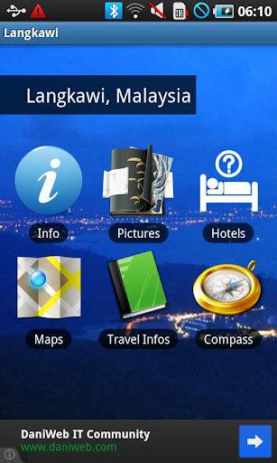 馬來西亞浮羅交怡島,