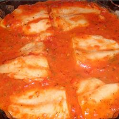 Italian Fish Fillets