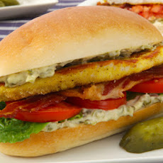 Cornmeal-Crusted Pickerel BLT CBC Best Recipes Ever