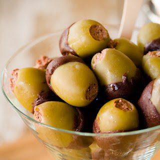 Olive and Chocolate Aphrodisiac Love Bombs