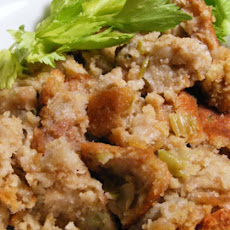 Julie's Cornbread Dressing or Stuffing