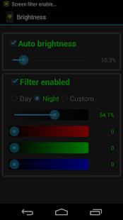 how to change screen brightness windows 8