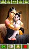 Screenshot of Krishna Mantra
