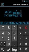 Screenshot of Calculator Pro