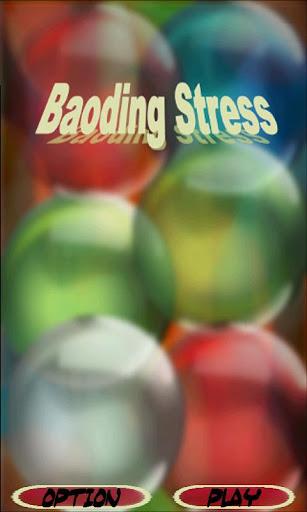 Baoding Stress