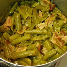 Easy Homestyle Green Beans